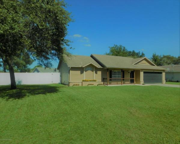 3341 Dow Lane, Spring Hill, FL 34609 (MLS #2195727) :: The Hardy Team - RE/MAX Marketing Specialists