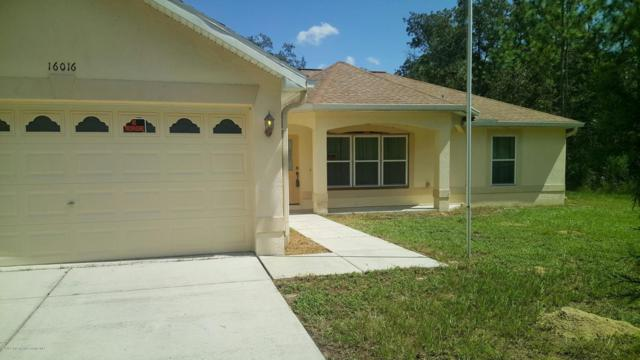 16016 Mulhatton Road, Weeki Wachee, FL 34614 (MLS #2195735) :: The Hardy Team - RE/MAX Marketing Specialists