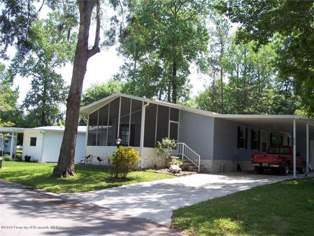 2773 Kingswood Circle, Brooksville, FL 34604 (MLS #2195743) :: The Hardy Team - RE/MAX Marketing Specialists