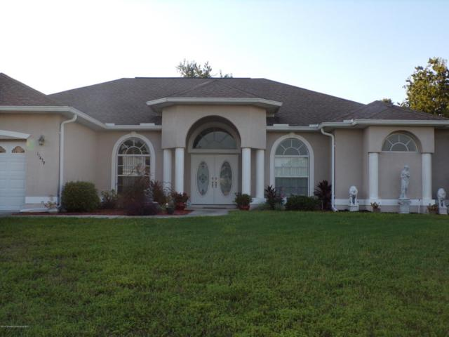 11439 Sand Hill Avenue, Spring Hill, FL 34608 (MLS #2195768) :: The Hardy Team - RE/MAX Marketing Specialists