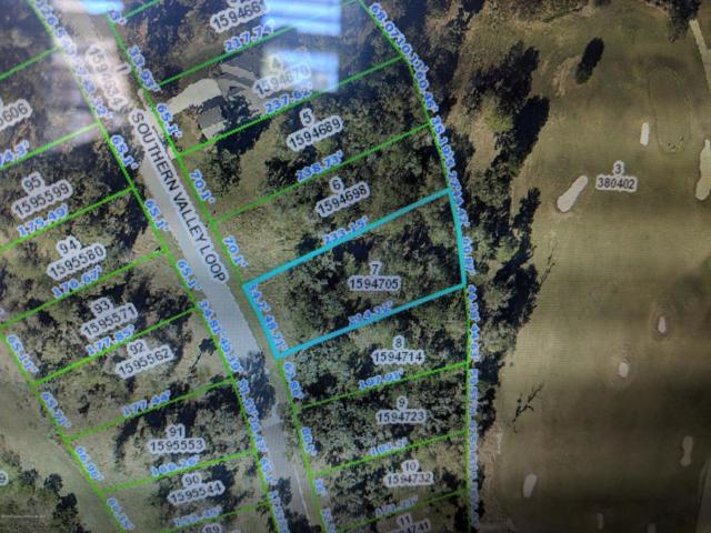 LOT 7 Southern Valley Loop, Brooksville, FL 34601 (MLS #2195783) :: The Hardy Team - RE/MAX Marketing Specialists