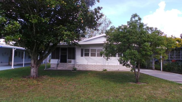 8076 Little Tee Lane, Brooksville, FL 34613 (MLS #2195805) :: The Hardy Team - RE/MAX Marketing Specialists