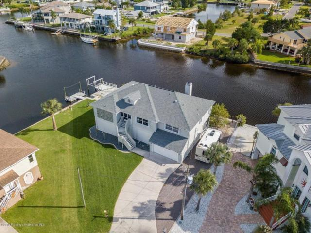 4366 7th Isle Drive, Hernando Beach, FL 34607 (MLS #2195818) :: The Hardy Team - RE/MAX Marketing Specialists