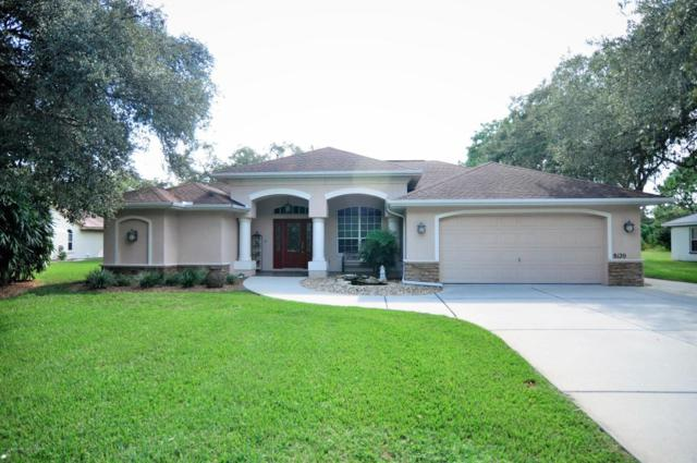 8120 Greenbrier Court, Spring Hill, FL 34606 (MLS #2195848) :: The Hardy Team - RE/MAX Marketing Specialists