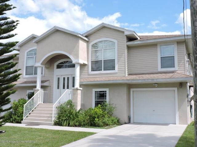 4492 Jacona Drive, Hernando Beach, FL 34607 (MLS #2195863) :: The Hardy Team - RE/MAX Marketing Specialists