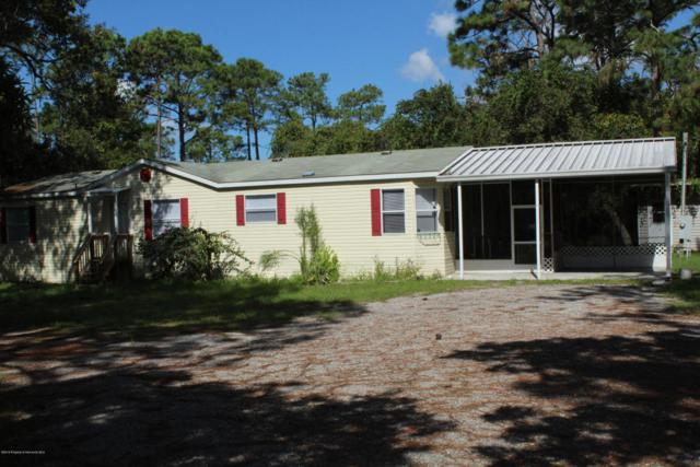 3303 Olson Road, Spring Hill, FL 34607 (MLS #2195878) :: The Hardy Team - RE/MAX Marketing Specialists