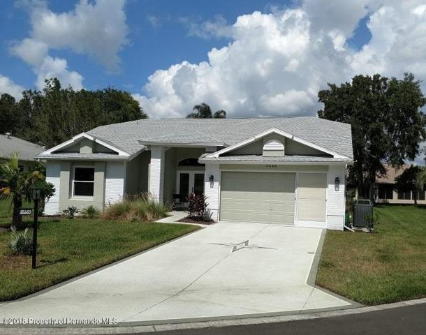 2060 Towering Pines Terrace, Spring Hill, FL 34606 (MLS #2195903) :: The Hardy Team - RE/MAX Marketing Specialists