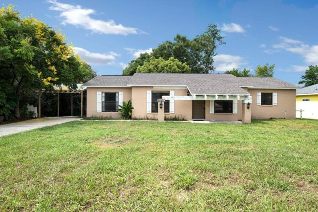 6081 Mountain Way Avenue, Spring Hill, FL 34608 (MLS #2195907) :: The Hardy Team - RE/MAX Marketing Specialists