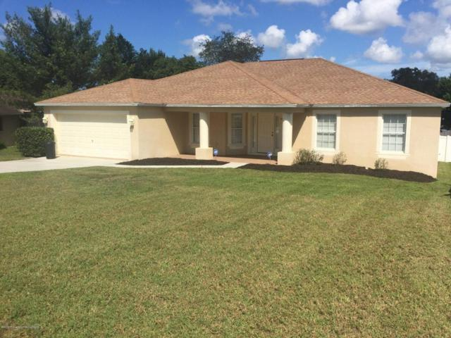 7253 Lamplighter St, Spring Hill, FL 34606 (MLS #2195943) :: The Hardy Team - RE/MAX Marketing Specialists