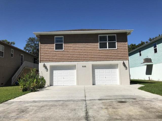 5055 Oak Leaf Lane, Hernando Beach, FL 34607 (MLS #2195969) :: The Hardy Team - RE/MAX Marketing Specialists