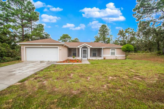 11285 Old Squaw Avenue, Weeki Wachee, FL 34614 (MLS #2196032) :: The Hardy Team - RE/MAX Marketing Specialists