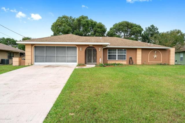 2322 Evangelina Avenue, Spring Hill, FL 34608 (MLS #2196087) :: The Hardy Team - RE/MAX Marketing Specialists