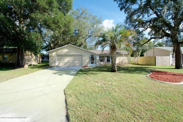 7429 Cherokee Trail, Spring Hill, FL 34606 (MLS #2196130) :: The Hardy Team - RE/MAX Marketing Specialists