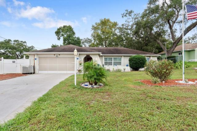 1027 Hallcrest Avenue, Spring Hill, FL 34608 (MLS #2196131) :: The Hardy Team - RE/MAX Marketing Specialists