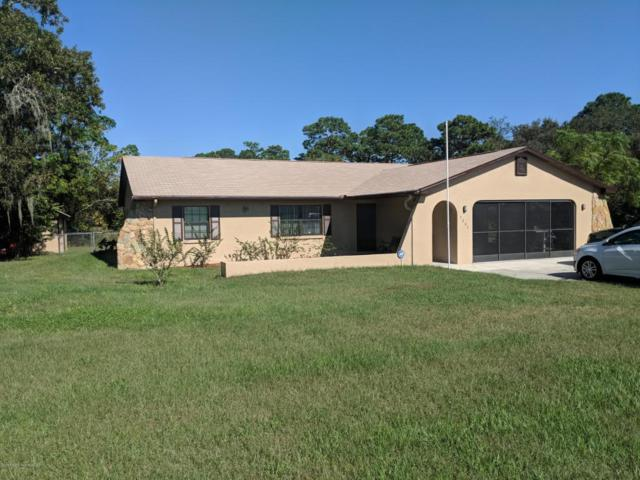 5204 Boswell Road, Spring Hill, FL 34608 (MLS #2196132) :: The Hardy Team - RE/MAX Marketing Specialists