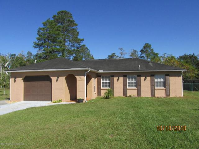 12367 Hanley Drive, Spring Hill, FL 34608 (MLS #2196186) :: The Hardy Team - RE/MAX Marketing Specialists