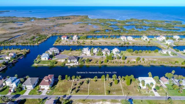35 & 36 Gardenia Drive, Hernando Beach, FL 34607 (MLS #2196236) :: The Hardy Team - RE/MAX Marketing Specialists