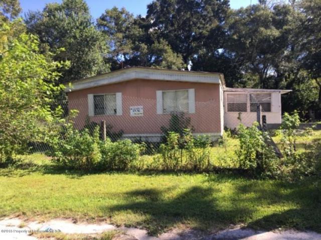 815 Leonard Street, Brooksville, FL 34601 (MLS #2196246) :: The Hardy Team - RE/MAX Marketing Specialists