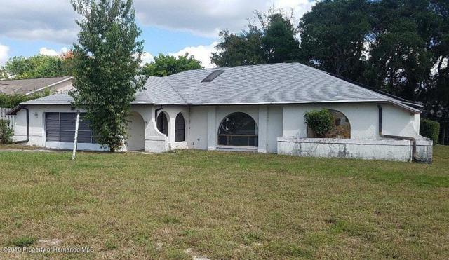 4482 Hoffman Avenue, Spring Hill, FL 34606 (MLS #2196255) :: The Hardy Team - RE/MAX Marketing Specialists