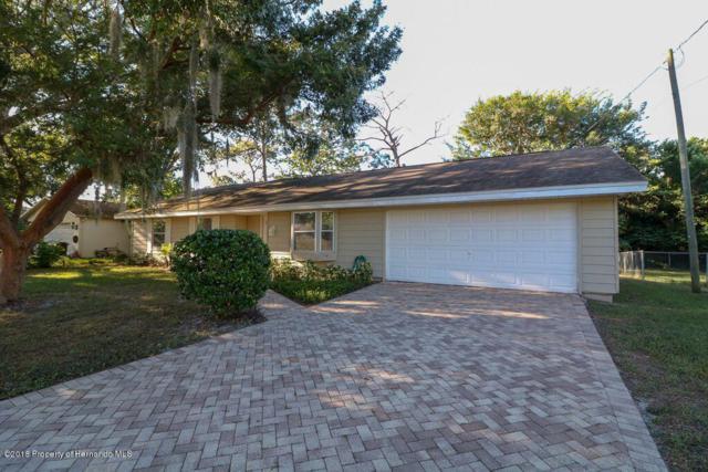 7094 Pinehurst Drive, Spring Hill, FL 34606 (MLS #2196489) :: The Hardy Team - RE/MAX Marketing Specialists