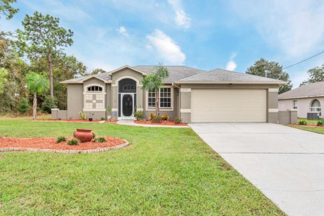 4599 Elwood Road, Spring Hill, FL 34609 (MLS #2196670) :: The Hardy Team - RE/MAX Marketing Specialists