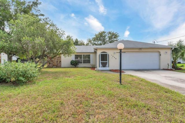 1050 Shenandoah Lane, Spring Hill, FL 34606 (MLS #2196740) :: The Hardy Team - RE/MAX Marketing Specialists
