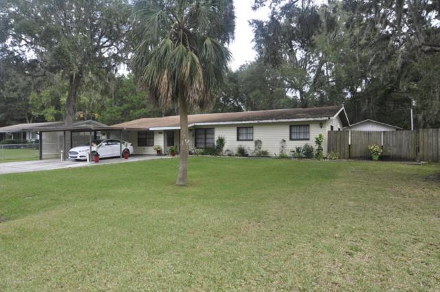 1535 Sabra Drive, Brooksville, FL 34601 (MLS #2196763) :: The Hardy Team - RE/MAX Marketing Specialists