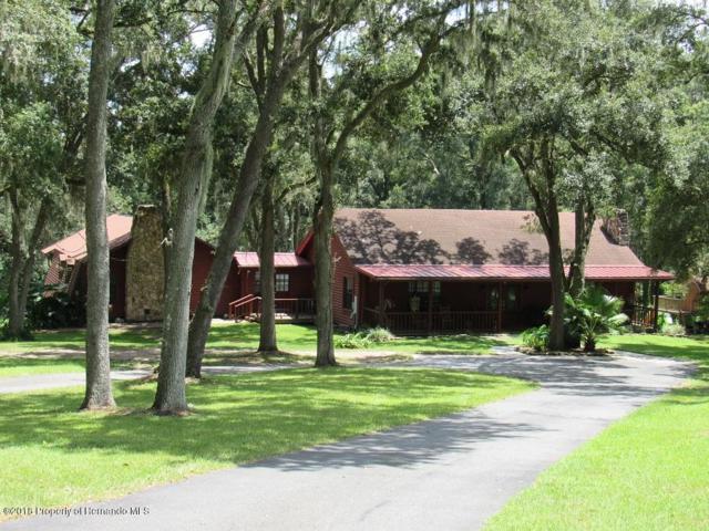 26641 Mondon Hill Road, Brooksville, FL 34601 (MLS #2196859) :: The Hardy Team - RE/MAX Marketing Specialists