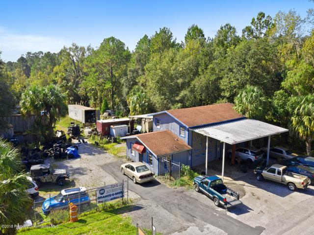 390 Cleveland Avenue, Brooksville, FL 34601 (MLS #2196860) :: The Hardy Team - RE/MAX Marketing Specialists
