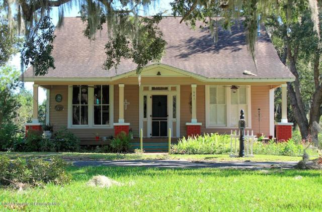 941 S Mildred Avenue, Brooksville, FL 34601 (MLS #2197102) :: The Hardy Team - RE/MAX Marketing Specialists