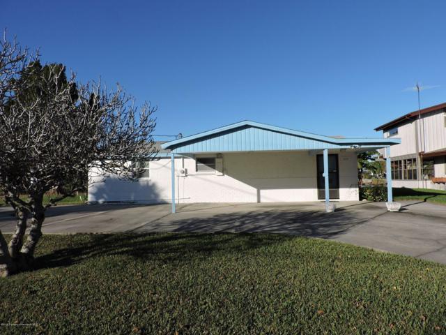 3257 Gardenia Drive, Hernando Beach, FL 34607 (MLS #2197348) :: The Hardy Team - RE/MAX Marketing Specialists