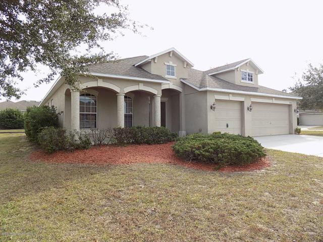 4168 Maplehurst Way, Spring Hill, FL 34609 (MLS #2197401) :: The Hardy Team - RE/MAX Marketing Specialists