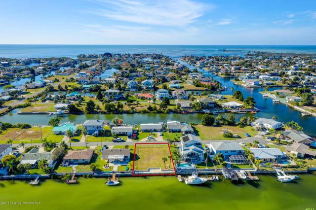 Lot 7 4298 Columbus Drive, Hernando Beach, FL 34607 (MLS #2197471) :: The Hardy Team - RE/MAX Marketing Specialists