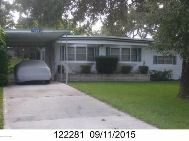7428 Harlow Street, Brooksville, FL 34613 (MLS #2197810) :: The Hardy Team - RE/MAX Marketing Specialists