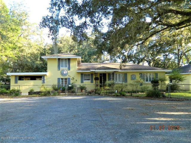 1030 Howell Avenue, Brooksville, FL 34601 (MLS #2197941) :: The Hardy Team - RE/MAX Marketing Specialists
