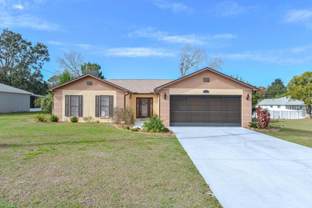 8557 Belmont Road, Spring Hill, FL 34606 (MLS #2198108) :: The Hardy Team - RE/MAX Marketing Specialists