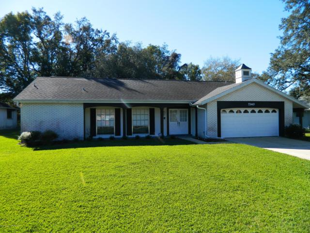 7340 Tranquil Drive, Spring Hill, FL 34606 (MLS #2198164) :: The Hardy Team - RE/MAX Marketing Specialists