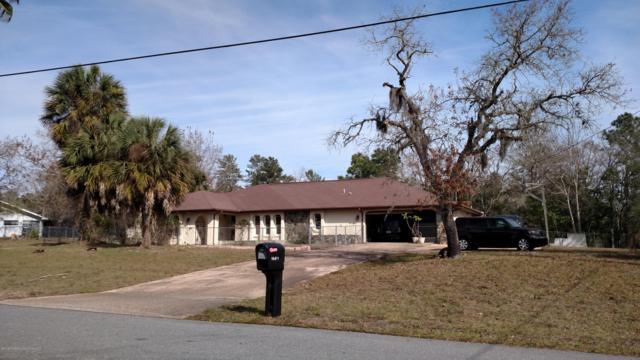1490 Glenridge Drive, Spring Hill, FL 34609 (MLS #2198311) :: The Hardy Team - RE/MAX Marketing Specialists