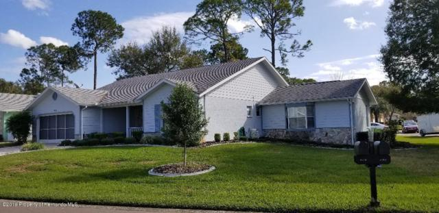 7170 Crown Oaks Drive, Spring Hill, FL 34606 (MLS #2198420) :: The Hardy Team - RE/MAX Marketing Specialists