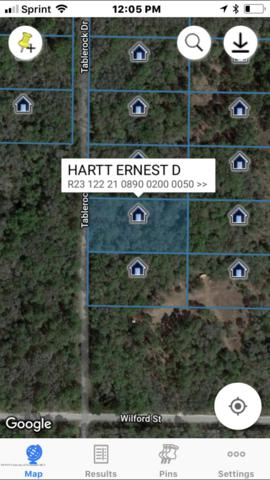 0 Table Rock Drive, Webster, FL 33597 (MLS #2198494) :: The Hardy Team - RE/MAX Marketing Specialists