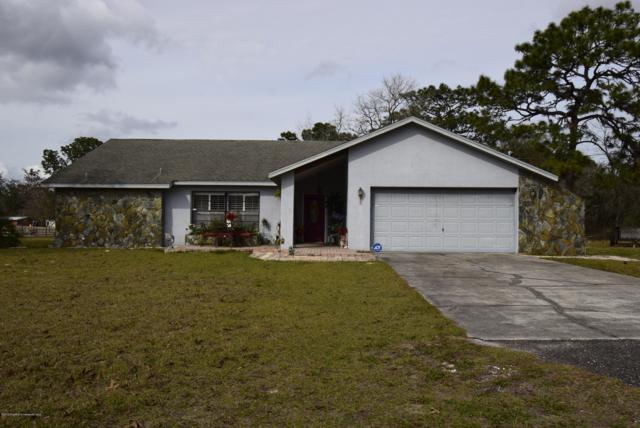 14715 Lancer Road, Spring Hill(Pasco), FL 34610 (MLS #2198636) :: The Hardy Team - RE/MAX Marketing Specialists