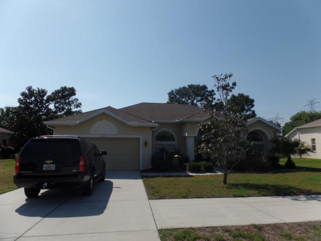 4597 Sand Ridge Boulevard, Spring Hill, FL 34609 (MLS #2198836) :: The Hardy Team - RE/MAX Marketing Specialists