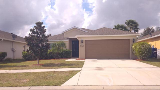 721 Alpine Thistle Drive, Brooksville, FL 34604 (MLS #2198860) :: The Hardy Team - RE/MAX Marketing Specialists
