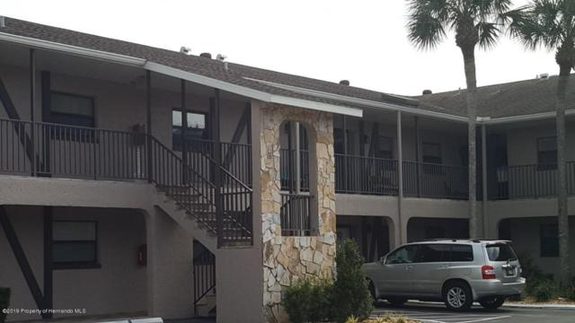 7400 Spring Hill Drive #206, Spring Hill, FL 34606 (MLS #2198861) :: The Hardy Team - RE/MAX Marketing Specialists