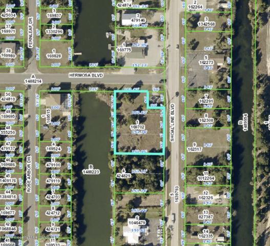 0 Shoal Line Boulevard, Hernando Beach, FL 34607 (MLS #2198910) :: The Hardy Team - RE/MAX Marketing Specialists