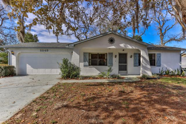 2245 Canfield Drive, Spring Hill, FL 34609 (MLS #2198924) :: The Hardy Team - RE/MAX Marketing Specialists