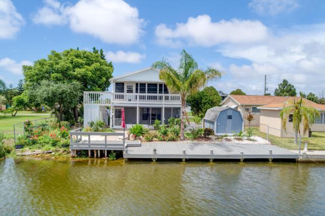 4010 Eagle Nest Drive, Hernando Beach, FL 34607 (MLS #2198939) :: The Hardy Team - RE/MAX Marketing Specialists