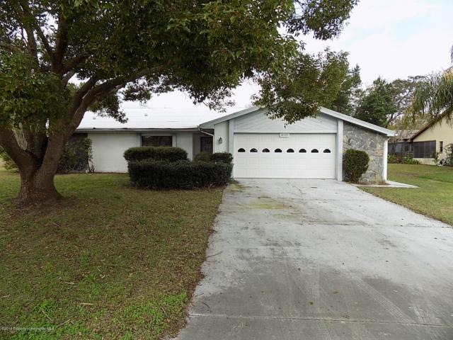 8535 Beach Road, Spring Hill, FL 34606 (MLS #2198941) :: The Hardy Team - RE/MAX Marketing Specialists