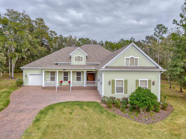 4524 Hickory Oak Drive, Brooksville, FL 34601 (MLS #2198947) :: The Hardy Team - RE/MAX Marketing Specialists