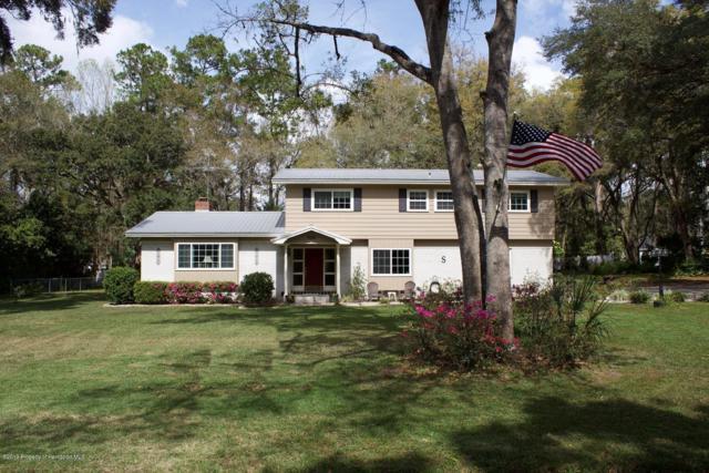 710 Fernwood Drive, Brooksville, FL 34601 (MLS #2198963) :: The Hardy Team - RE/MAX Marketing Specialists